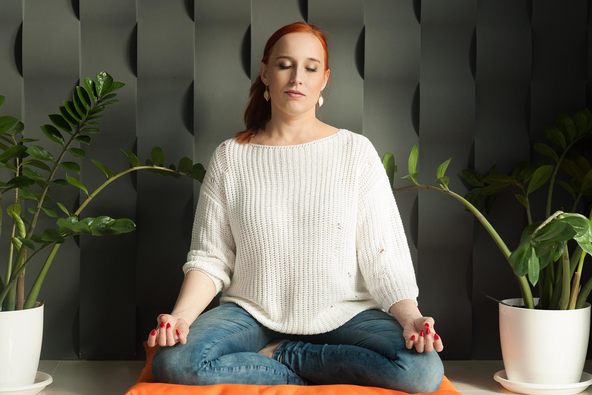 medytacja a weelbeing